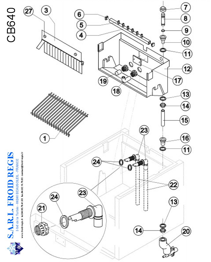 cb640 evapo brema ice maker wiring diagram costco ice maker \u2022 45 63 74 91  at mifinder.co