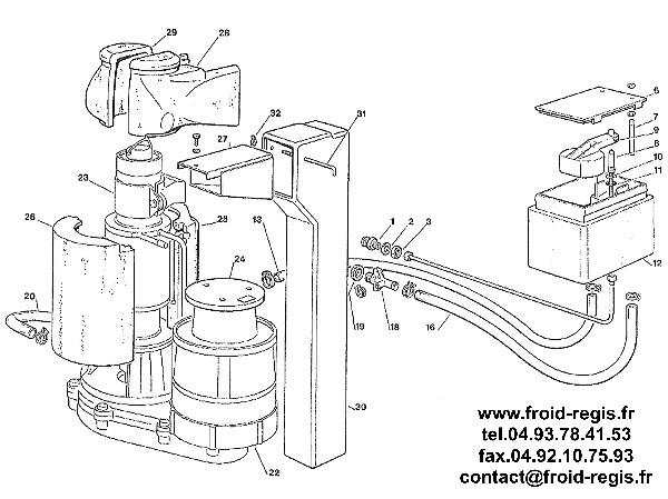 spare parts for flake ice machines scotsman af80 af100. Black Bedroom Furniture Sets. Home Design Ideas